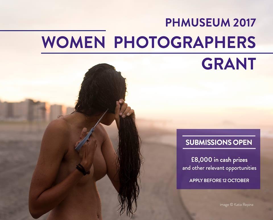 phmuseum becas mujeres fotográfas